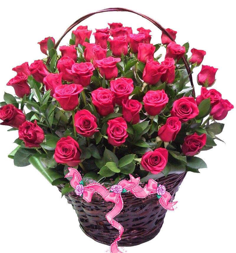картинки корзина цветов для тебя скучала московской