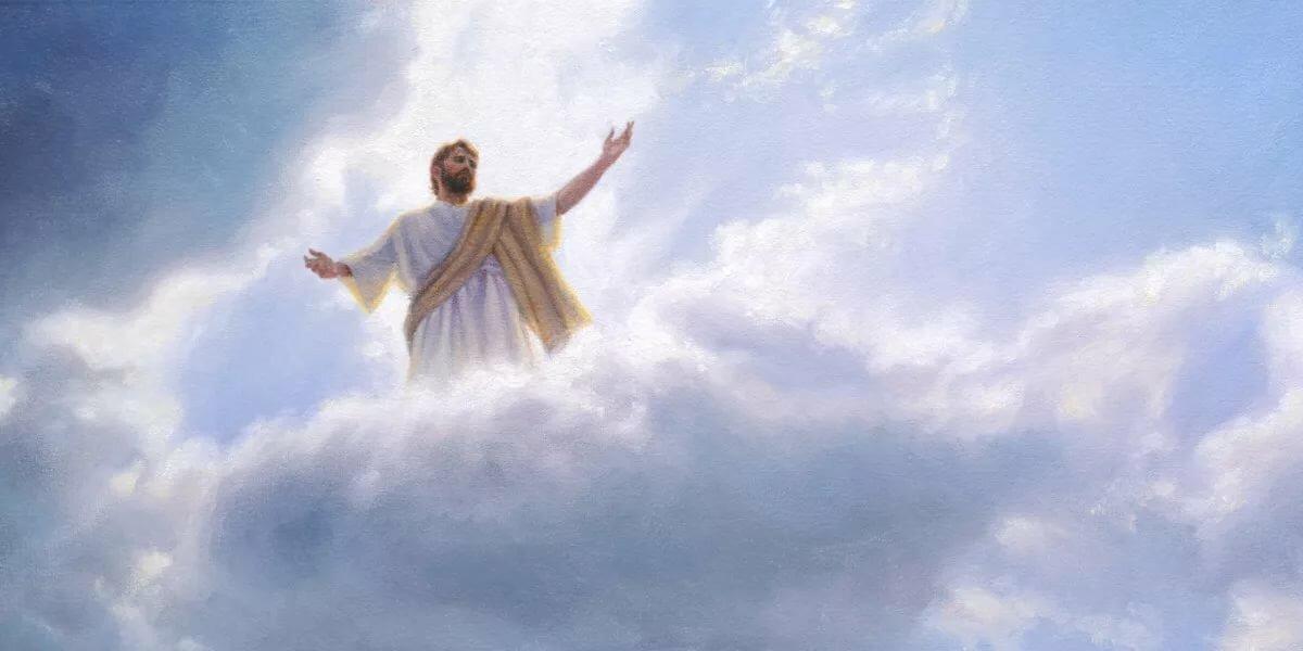 картинки с иисусом христом и врата рая булочку просто