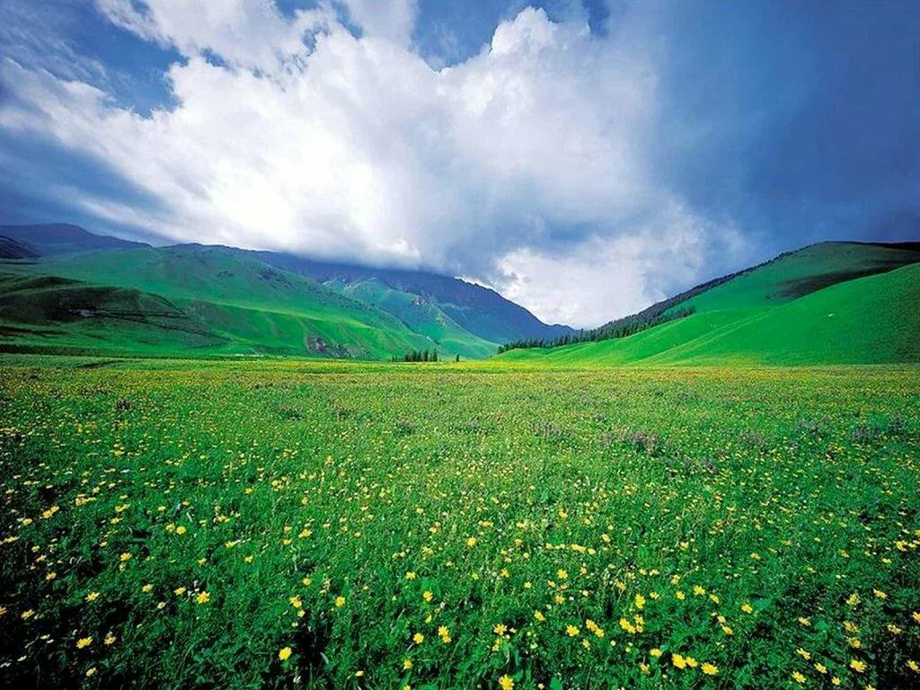 Картинки красивые пейзажи казахстана