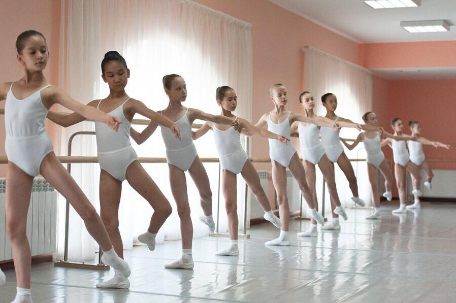 Школа балета картинка