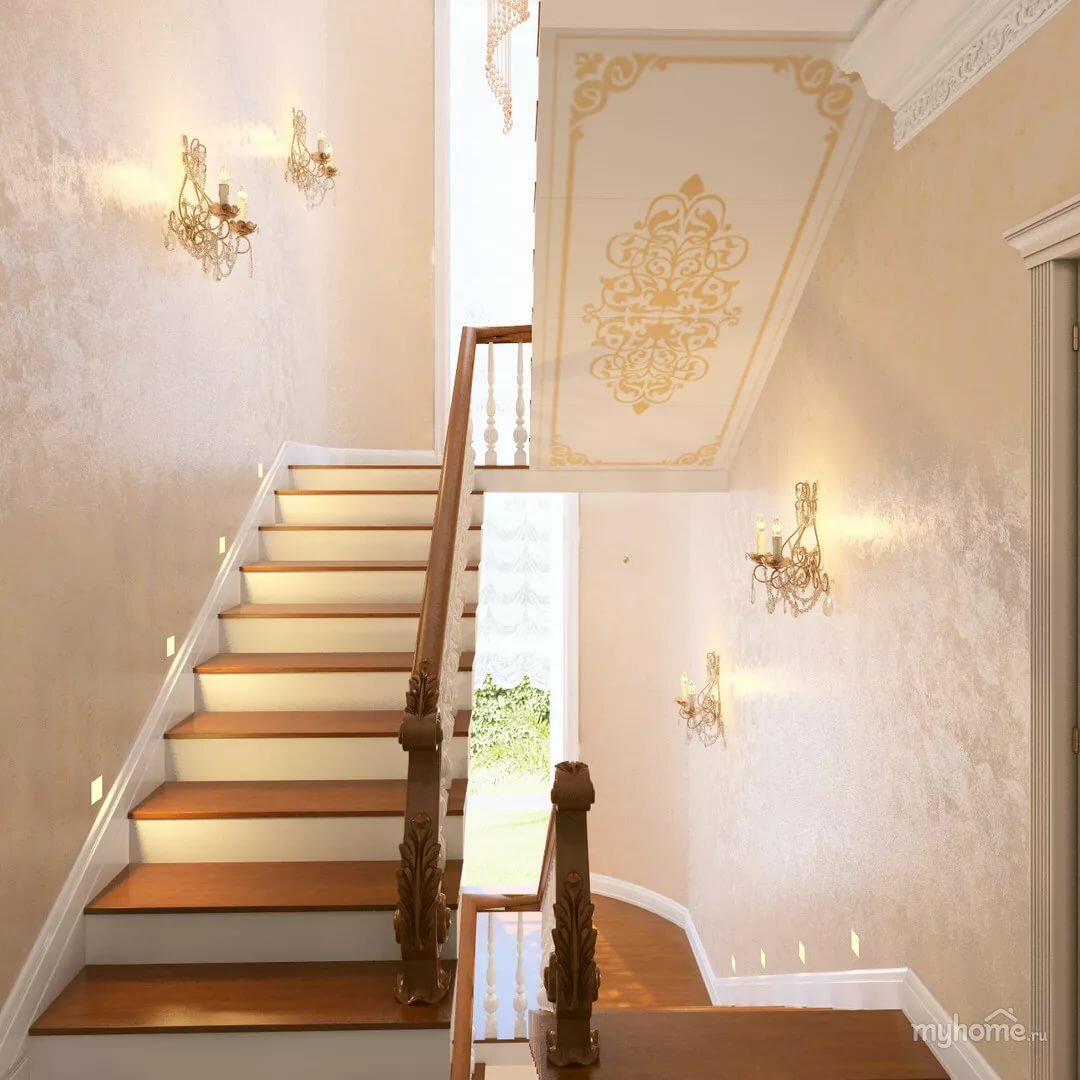 этот обои над лестницей фото участии ооо интеграл