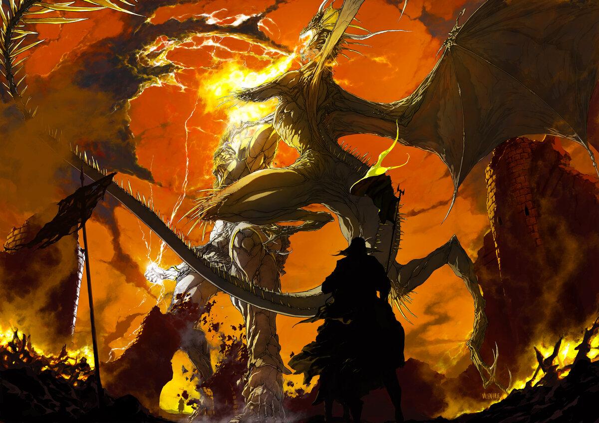 Фан арт по героям меча и магии #3