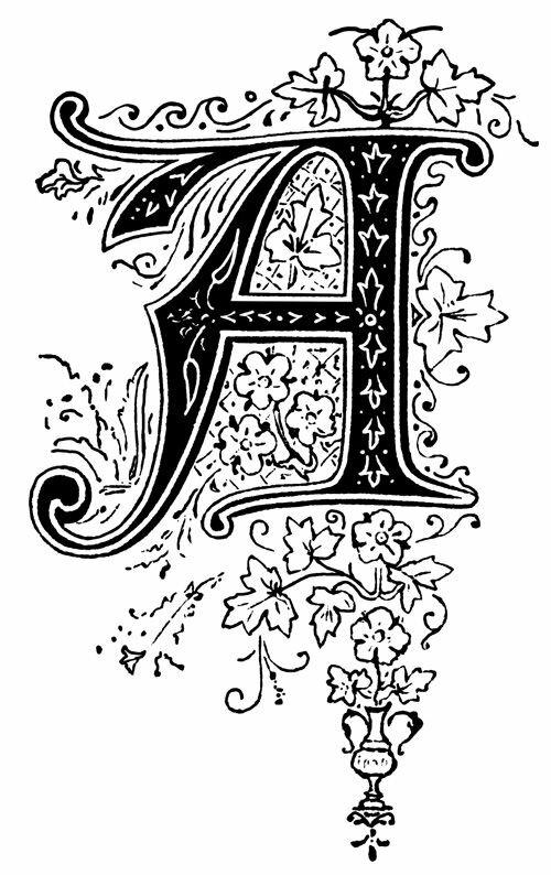 Скучаю, картинки с буквицами