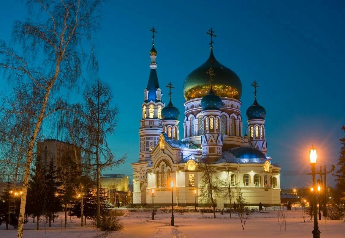 соборы омска в картинках