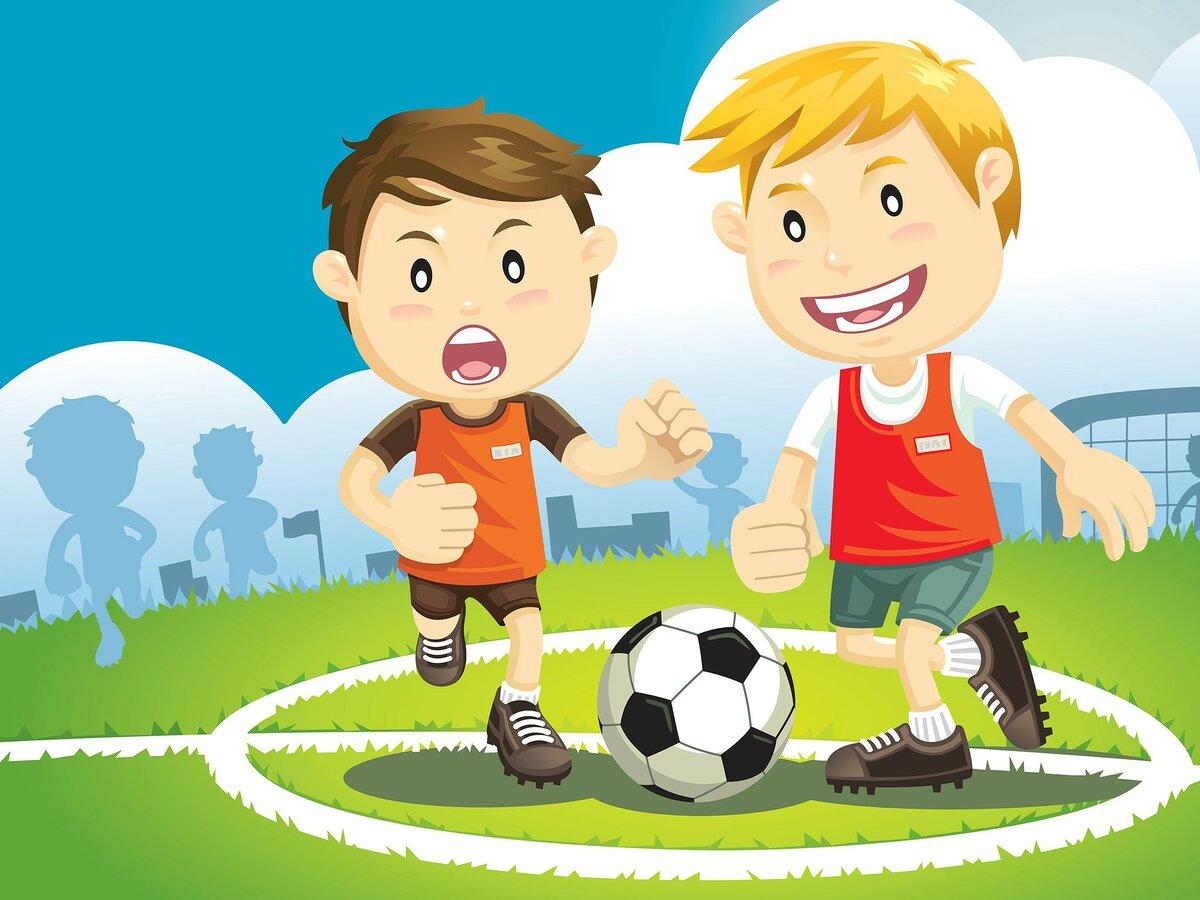 Картинки как я играю в футбол