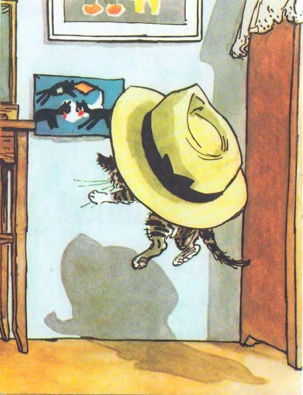 Рисунок живая шляпа