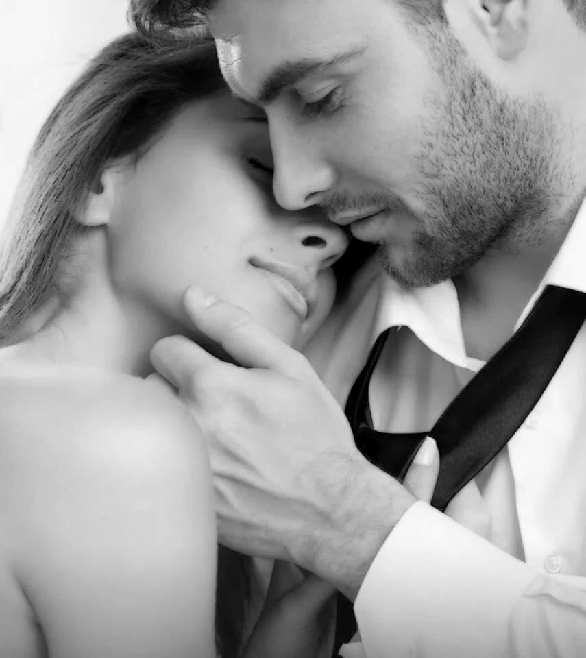 Открытки для мужчин поцелуй обнимание