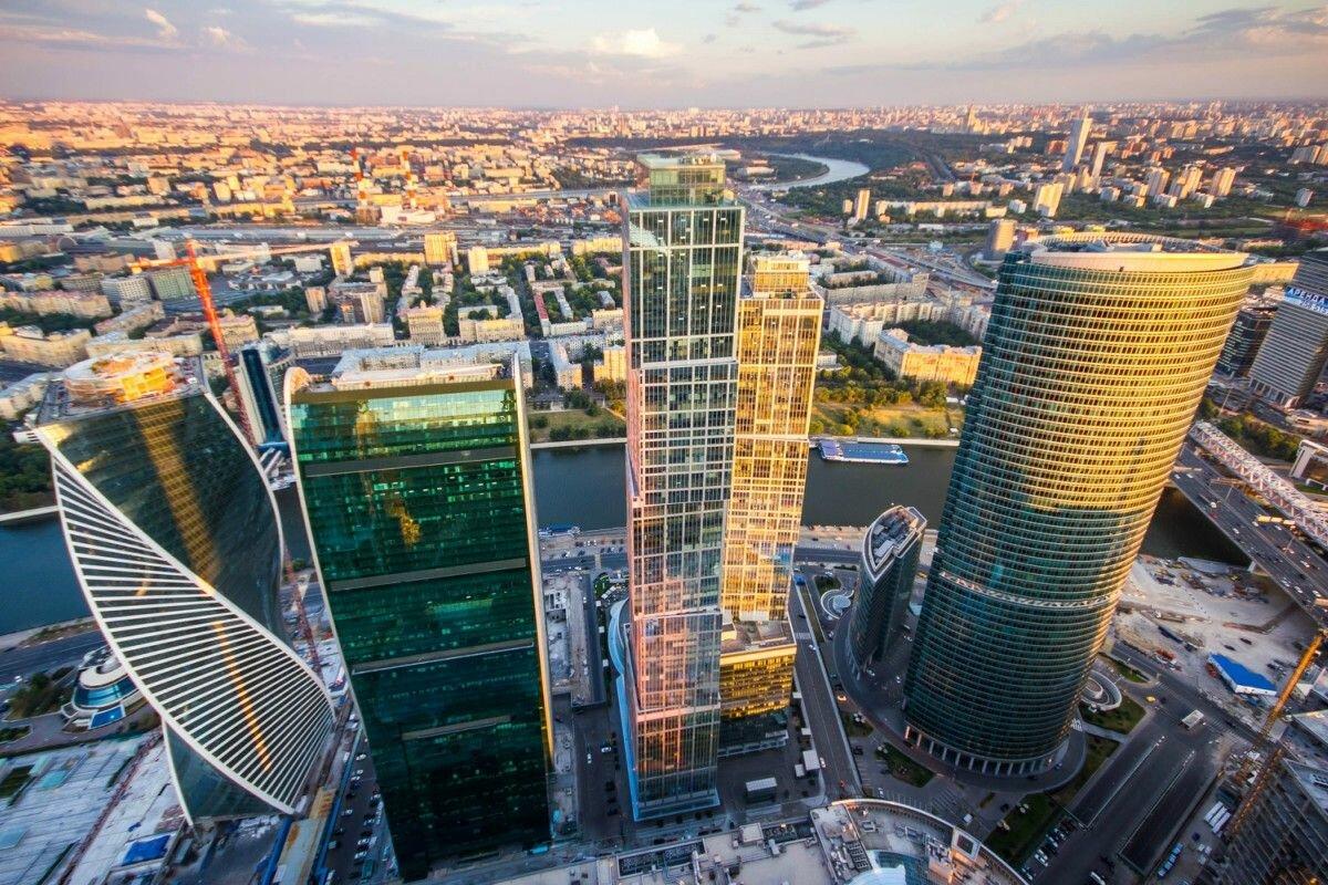 картинки самого большого здания в москве этого