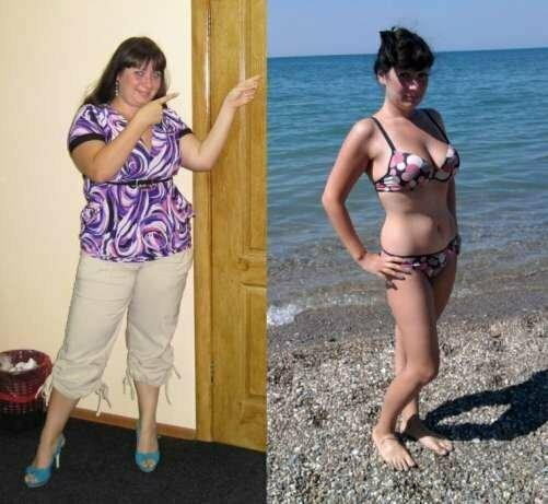 что фото похудевших на редуксине до и после гостиницах
