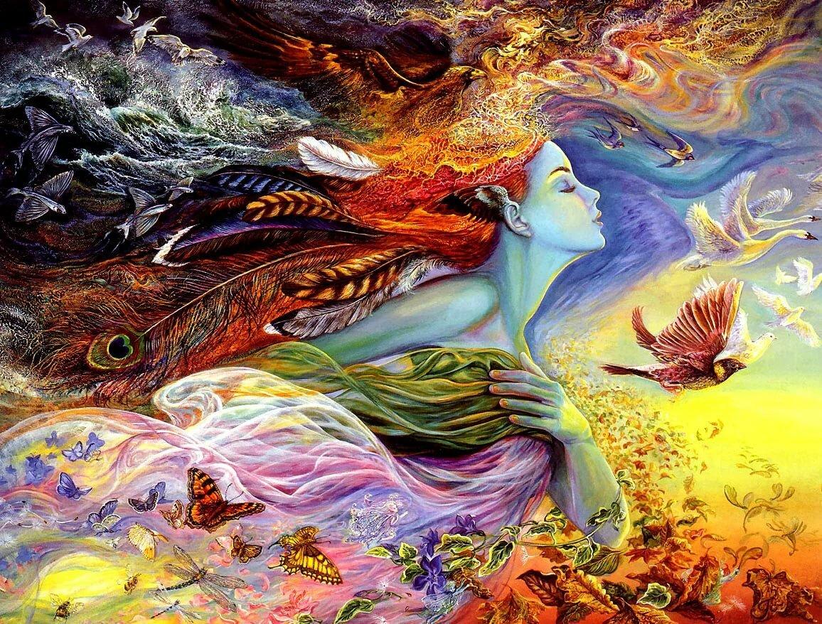 Картинки о гармонии души, парусником