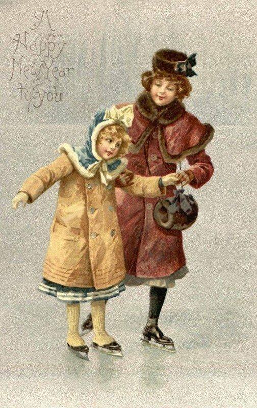 Старинные открытки одежда, ревнивый муж смешные