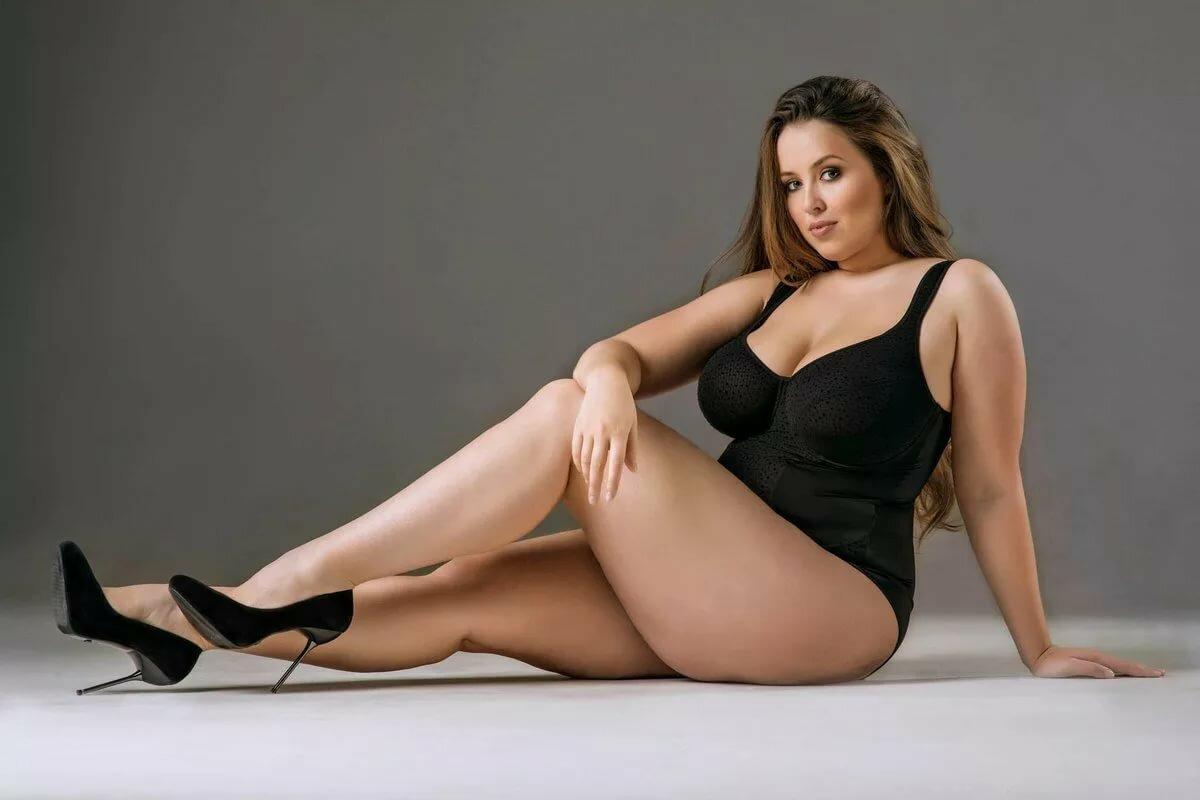 фото соблазнительных толстушек только