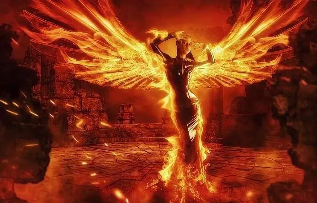 сам картинки огненных ангелов ранних