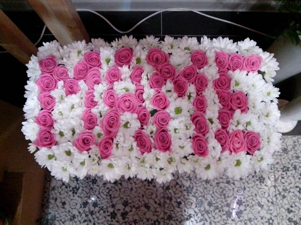 Букет цветов маме купить, цветы теплица