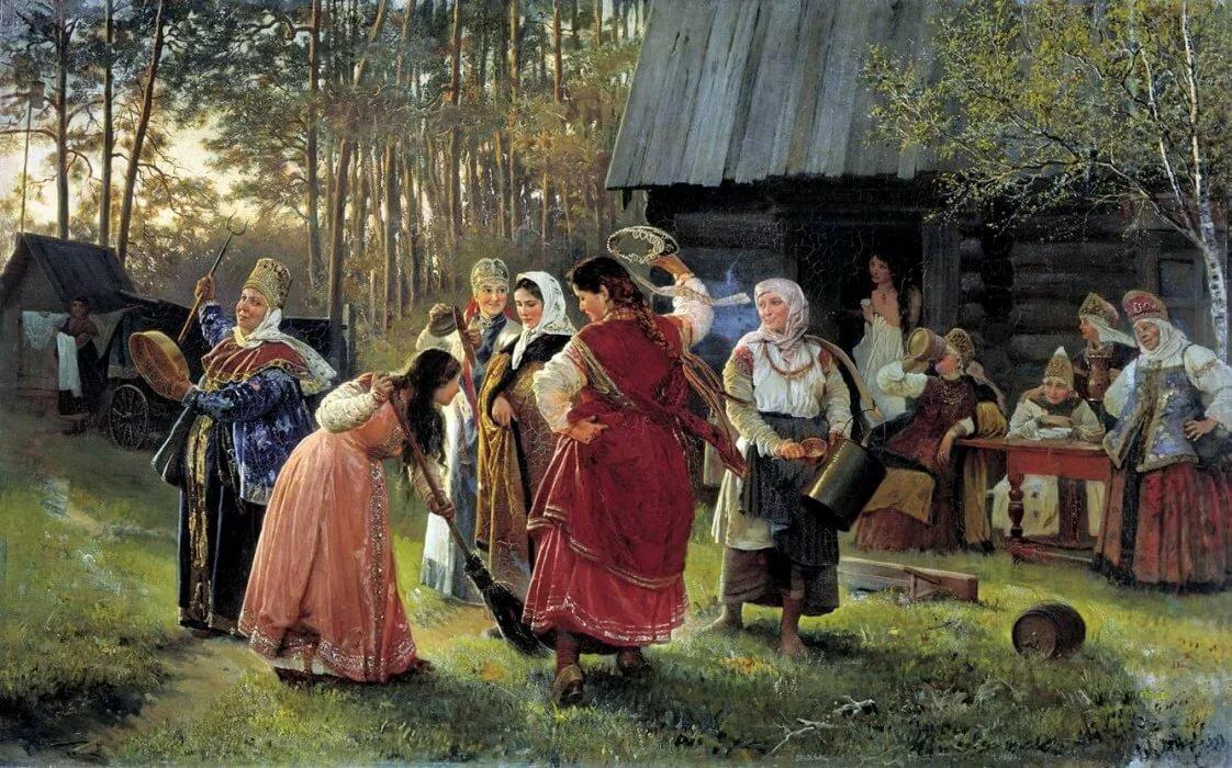 Зрадилы по русски