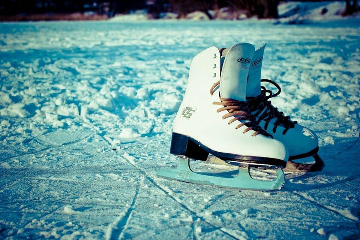 Картинки на коньках