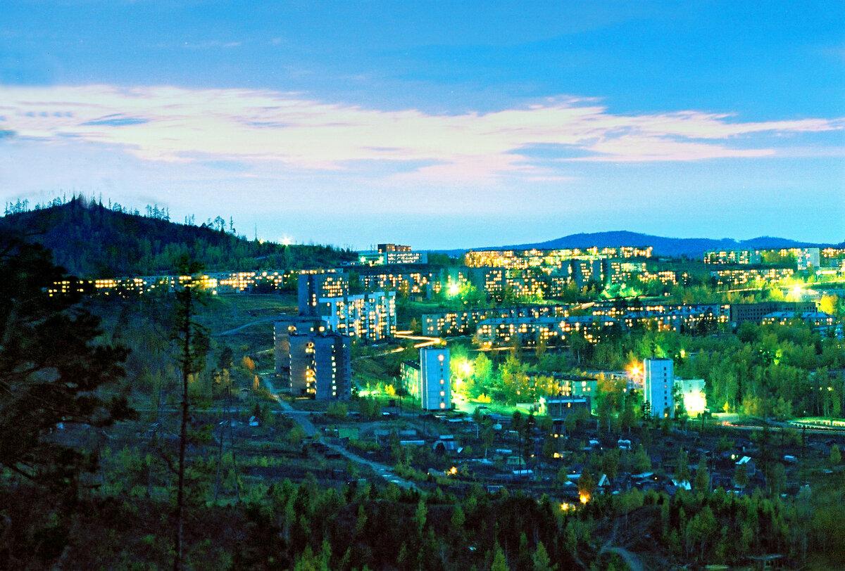 Усть-илимск картинки города