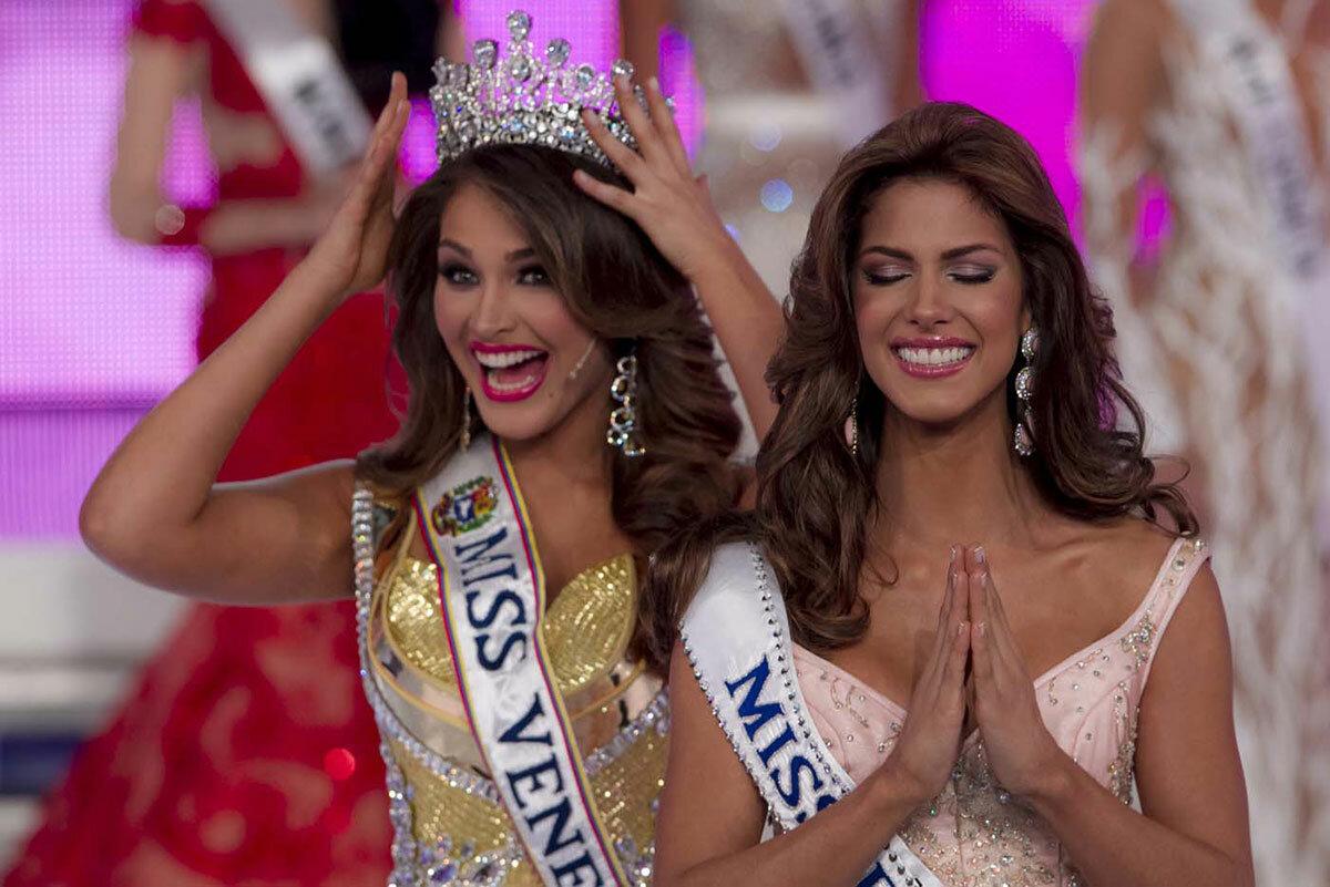 мисс венесуэла фото всех как проехать