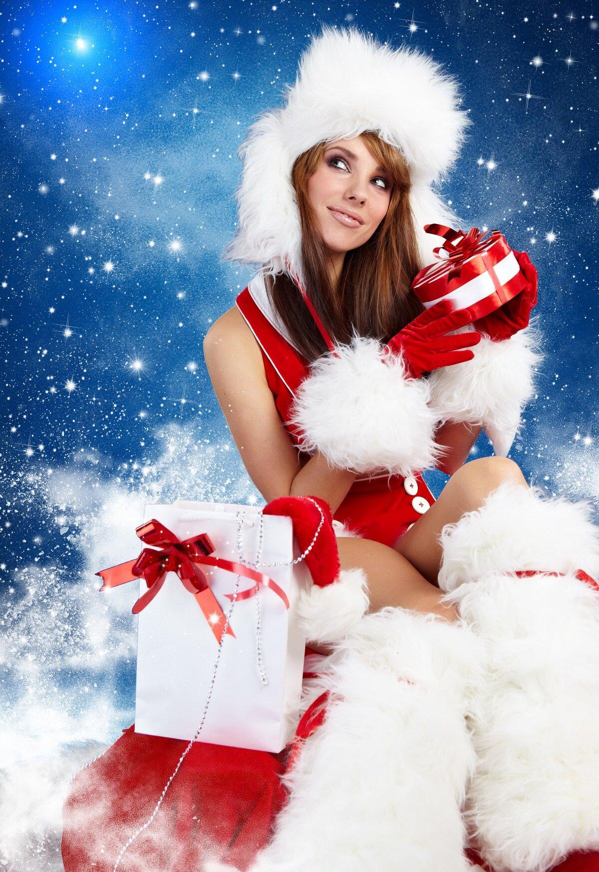 Картинки красивые снегурочек