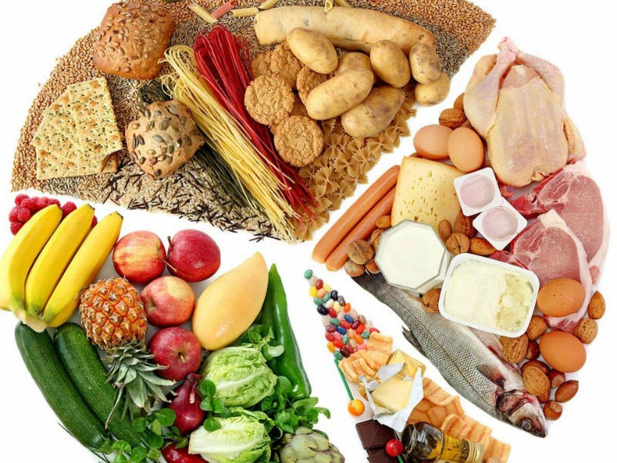 картинки еды для группы цвета волос
