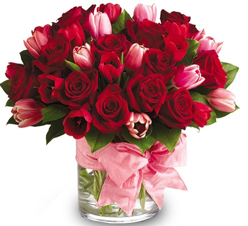 Картинки с цветами для любимой тети, красиво оформить