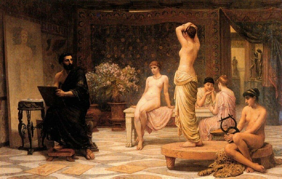 Проститутка храмовая воспоминание проституток