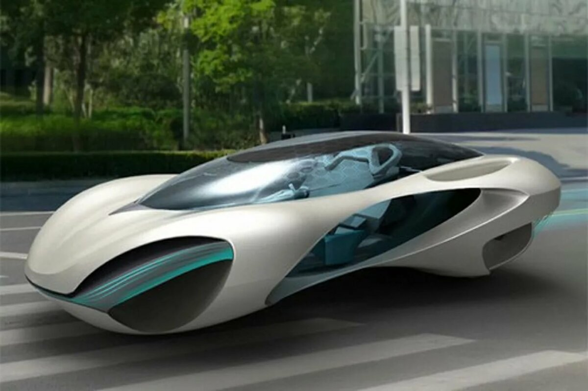 Картинки на тему машины будущего