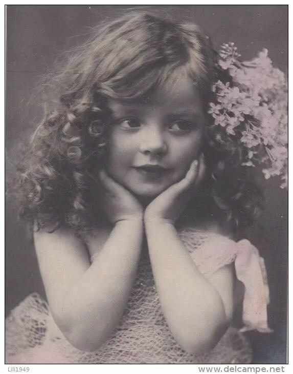 Открытки, ретро открытки фото детей