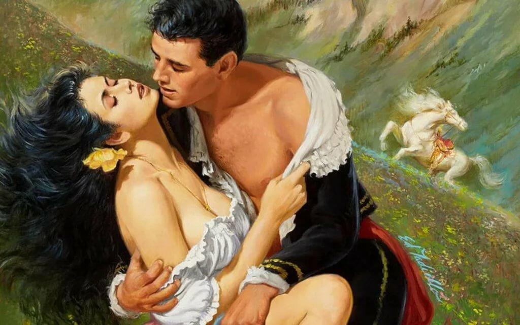 Картинка страстный любовник