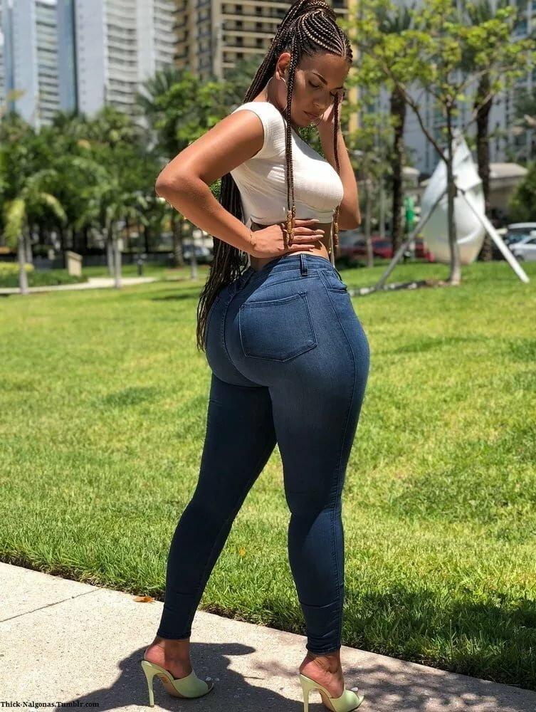 Big ol butts