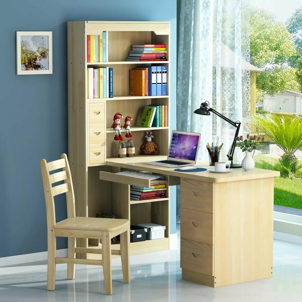 письменные столы с полками и ящиками картинки этого овоща