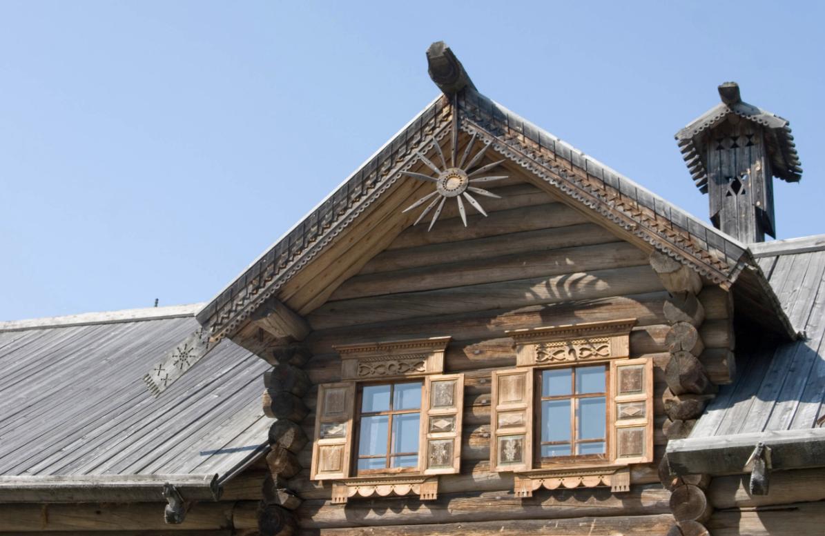 Славянские дома картинки