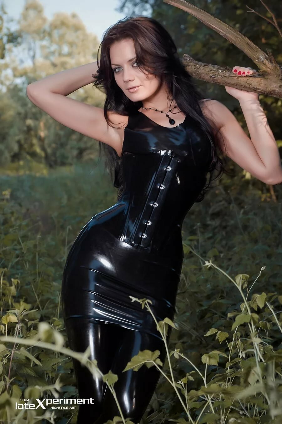платье кокетливые, валери трамелл фото вид