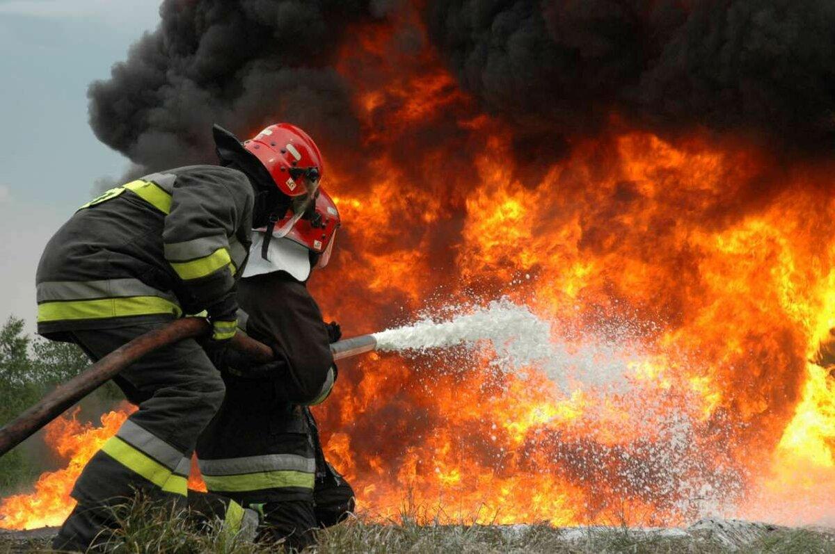 Картинки работа пожарного