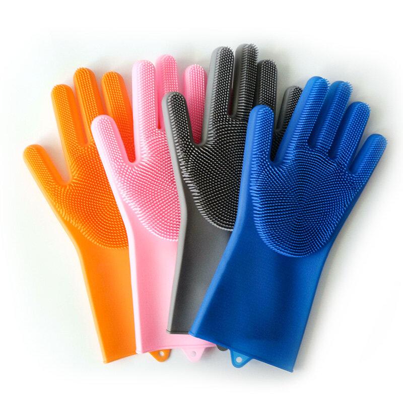 Перчатки-губки Magic Brush в Уссурийске