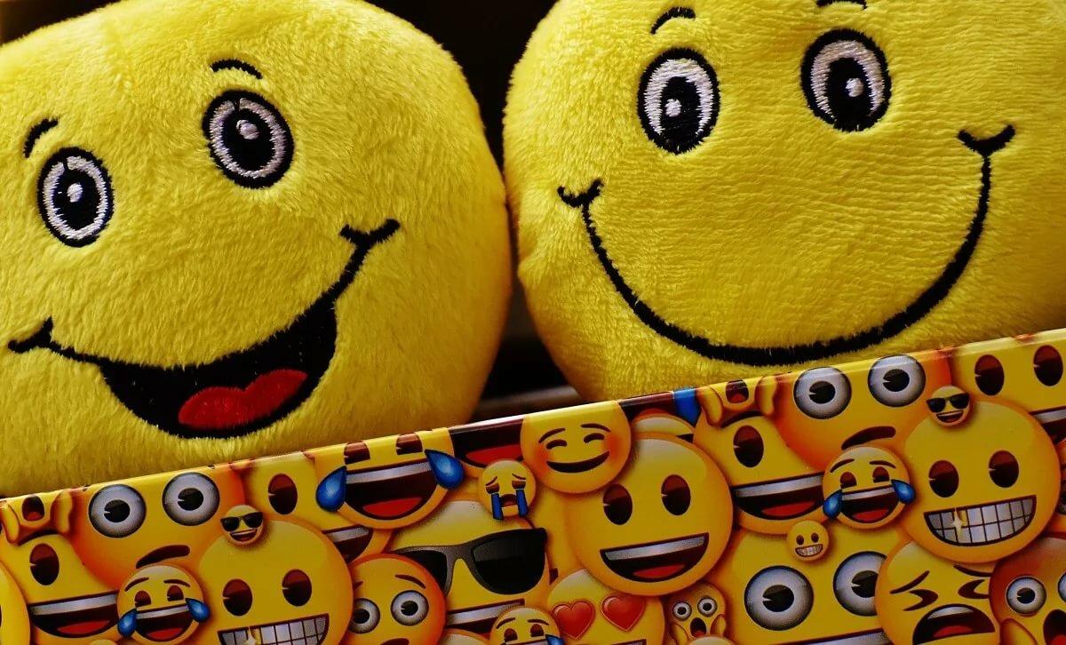 Лучшие картинки с улыбками