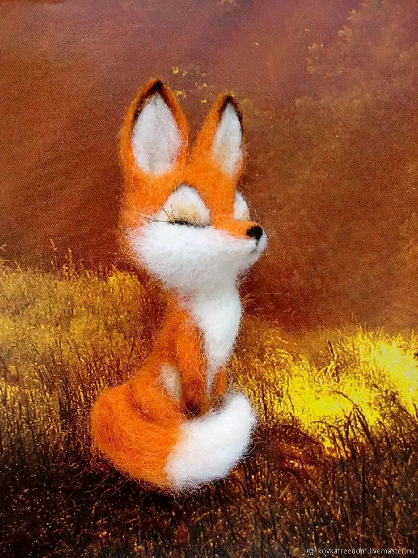 Картинки обиженная лиса