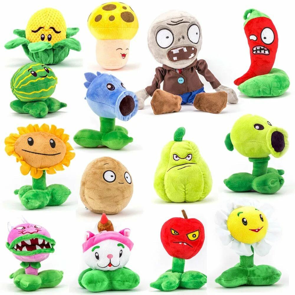 Растения против зомби игрушки купить беларусь