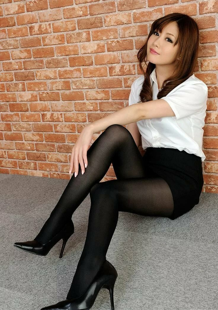 Asian girls stockings