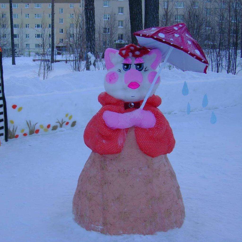 Картинки для снежных фигур