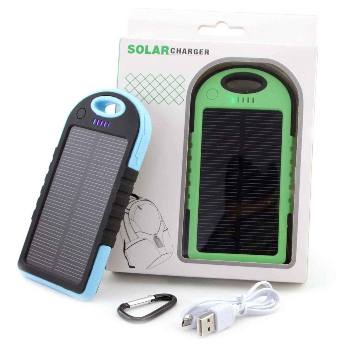 PowerBank Extreme на солнечных батареях в Запорожье
