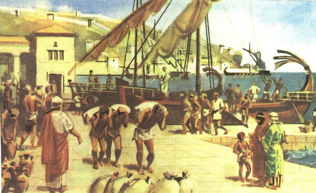 прокормить картинки рабы древнего рима зайти