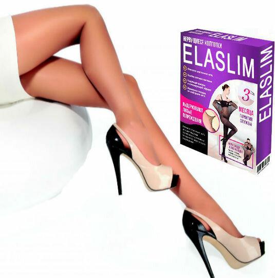 ElaSlim - нервущиеся колготки в Астрахани