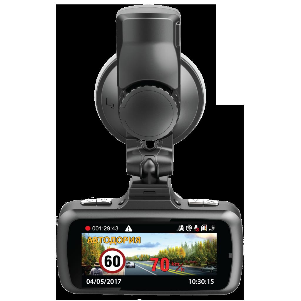 Видеорегистратор с GPS, антирадаром и 3 камерами в Магнитогорске