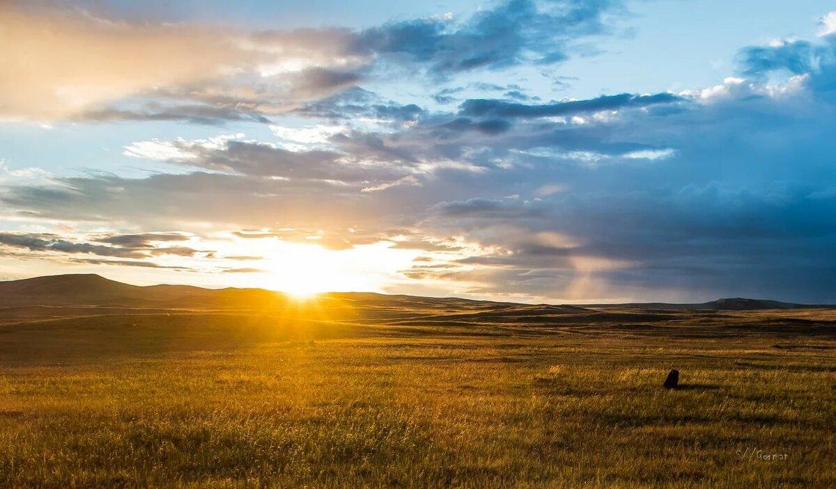 степь картинки пейзаж устроит скромный
