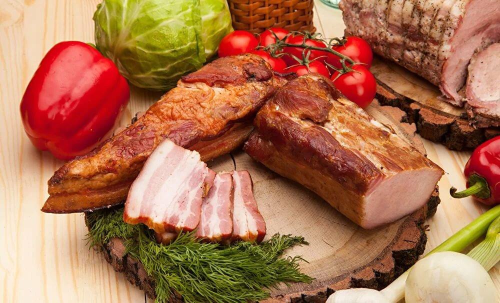 картинки с мясными деликатесами котлы