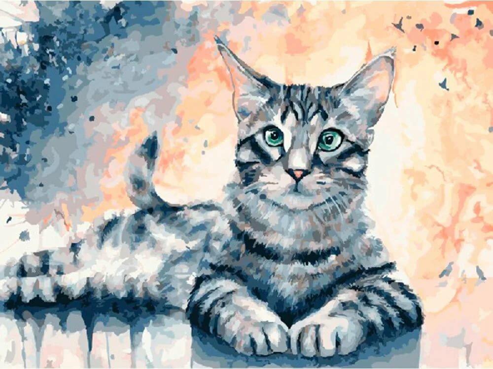 Фотки рисунки котов, для настоящего