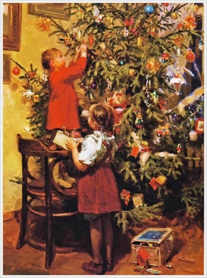 Картинки улыбочка, открытки наряжать елку