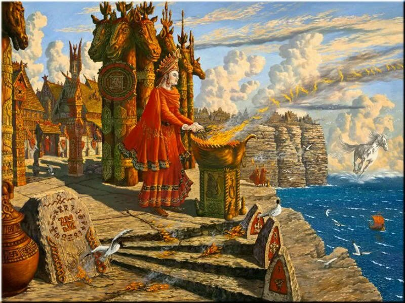 Картинки русь изначальная славяне, картинках надписями