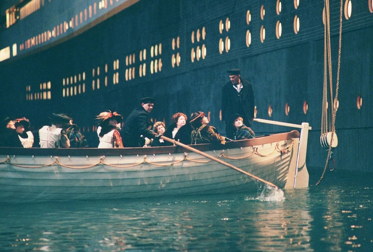 Картинки паника на кораблей
